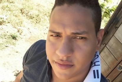 José David Oñate Cerpa, fallecido.