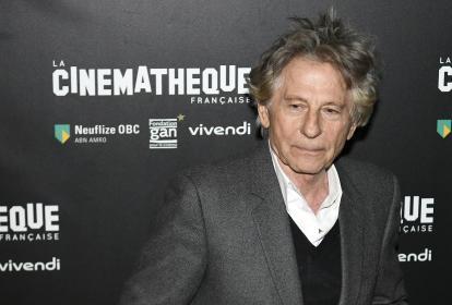 El director franco-polaco Roman Polanski.
