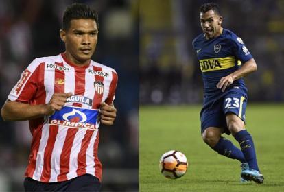 El argentino dejó con la mano 'estirada' al jugador del Junior el pasado 2 de mayo en el enfrentamiento que se dio en el estadio Metropolitano de Barranquilla.