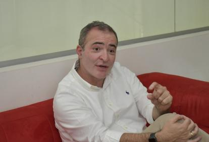 Juan Hincapie, CEO de Teleperfomance Colombia.