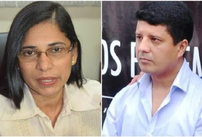 Nayibe Padilla Villa y Nadim Farak Arrieta.