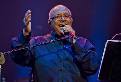 Pablo Milanés, cantante cubano de 75 años.