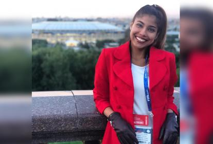Julieth González Theran.