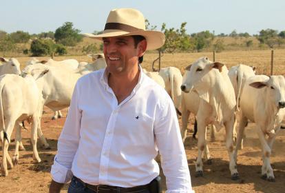 Luis Guillermo Zuluaga, ministro de Agricultura, dijo que es una gran noticia para ganaderos.