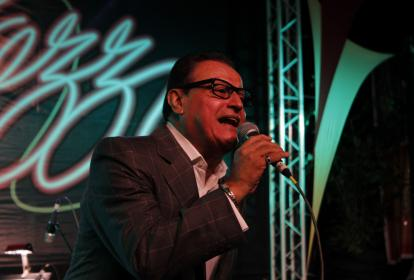 El cantante puertorriqueño Ismael Miranda.