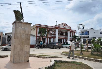 Los Palmitos, uno de los municipios que estaba obligado a mejorar su desempeño en todos los ítems de evaluación del DNP.