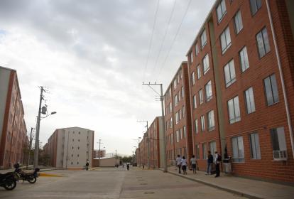 Villa Centroamericana ubicada en la Avenida Circunvalar entre Cras. 38 y 46.