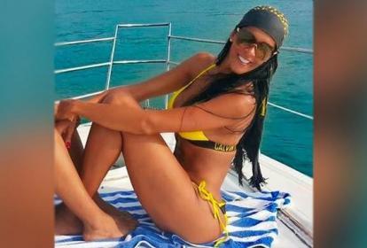 Liliana del Carmen Campos, la 'Madame', se encuentra desde el jueves en la cárcel San Diego, en Cartagena.