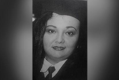 Viviana Margarita Arteta Molinares, desaparecida.