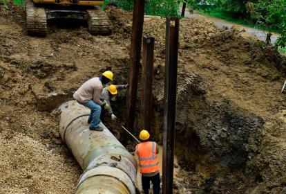 El servicio será suspendido en respuesta a los trabajos de canalización que se adelantan en la ciudad.