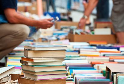 La idea del evento, según sus organizadores, es fomentar el hábito de leer.