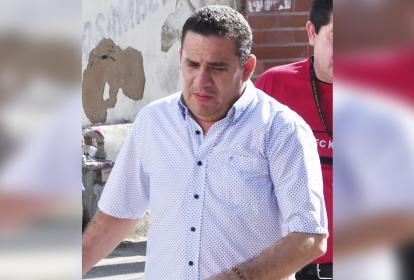 Ernesto Bladimir González, condenado por el 'cartel de enfermos mentales'.