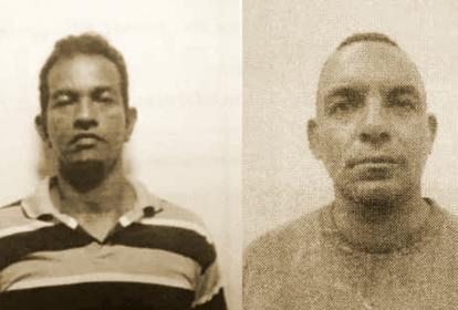 Óscar Padilla Baldiris y Edilberto Díaz Cuadro , condenados.