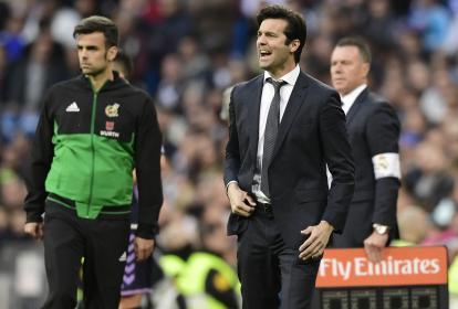 Solari acumula dos triunfos en los dos juegos que lleva al frente del Real Madrid, frente al Melilla, por la Copa del Rey, y el Real Valladolidad, por Liga.