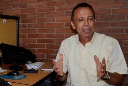 Carlos López, de la Secretaría de Planeación.