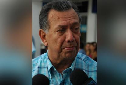 Nicolás Curi Vergara, exalcalde de Cartagena.
