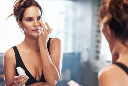 Catalina Aristizábal afirma que usa productos a base de cannabidiol para el cuidado de su piel.