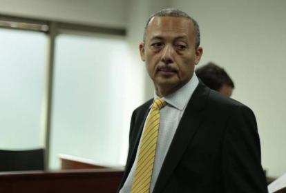 Wilmer González, gobernador de La Guajira.