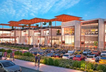 Será el primer 'life style center' en la ciudad.