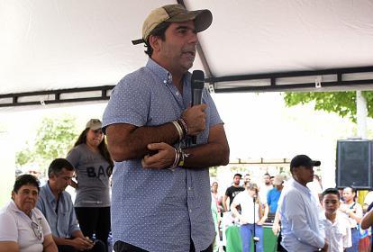 Alcalde Alejandro Char.
