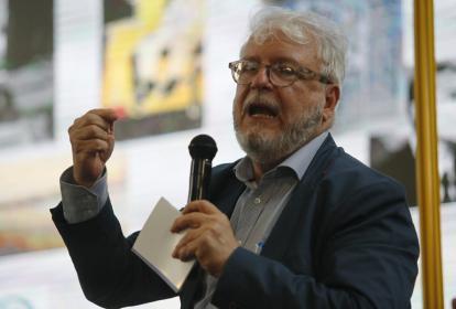 El economista Alberto Abello Vives.