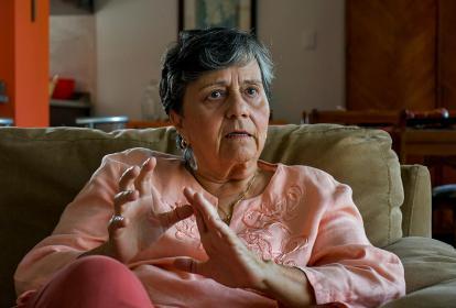 Carmen Arévalo, directora del Museo del Caribe.