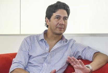 Javier Díaz Fajardo es presidente de Bancóldex desde hace tres meses.