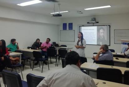 Estudiantes de la Esap.