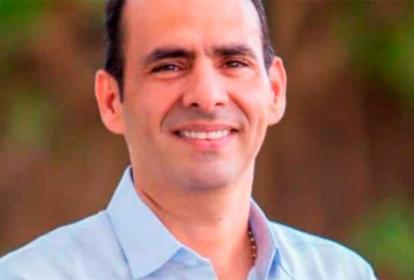 Julio Espinosa Chagüi, aspirante a la Gobernación de Sucre.