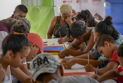 Según Migración Colombia, en Atlántico hay 120 mil migrantes venezolanos.