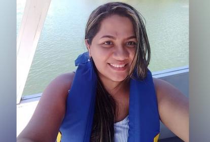 Julieth del Carmen Urueta Hernández, desaparecida.