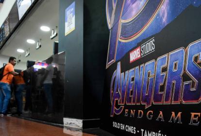 El filme 'Avengers Endgame', estrenada en abril, es uno de los más taquilleros de todos los tiempos en el mundo.