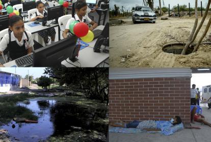 ¿Qué debemos hacer para que el Caribe se recupere del rezago actual en educación, nutrición, salud y acueducto y alcantarillado?