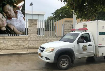 Steffanie García Rojano fue asesinada por su pareja Jhonatan Jiménez, quien se entregó a las autoridades.