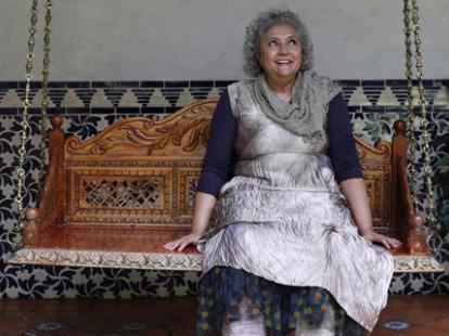 Laura Esquivel Lanza A Lupita Le Gustaba Planchar