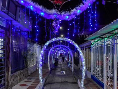 El Espiritu Navideno Alumbro Los Barrios De Barranquilla El Heraldo