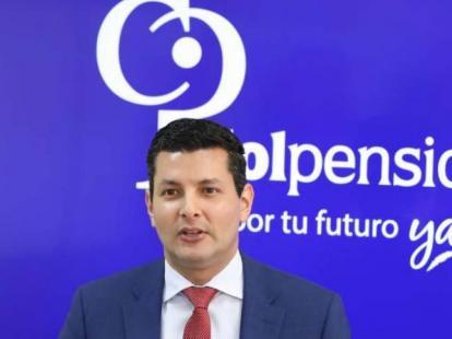 Resultado de imagen para El presidente de Colpensiones, Juan Miguel Villa