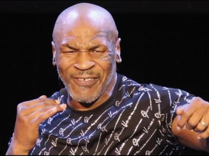 Tyson enfrentará a un tiburón blanco