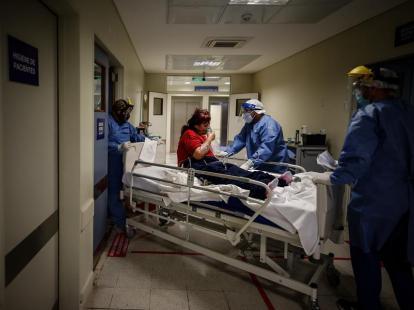Colombia superó los 300.000 contagios de coronavirus