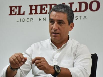 Junior apoyó candidatura de Fernando Jaramillo a presidencia de la Dimayor | El Heraldo