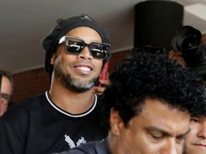 Ronaldinho sabrá el 24 de agosto si queda en libertad