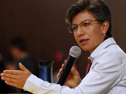 Tres   Nuevo round entre la alcaldesa Claudia López y el Gobierno Nacional