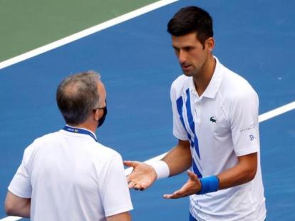 Djokovic Sancionado Con Perdida De Puntos Y Dinero Conseguido En El Us Open El Heraldo