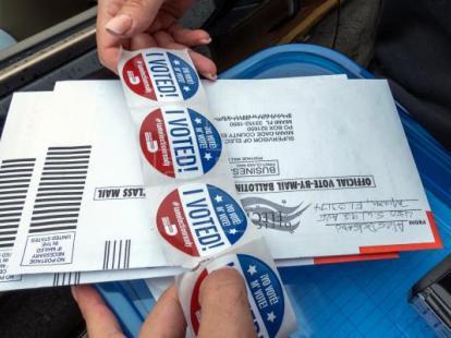EEUU: Más de 50 millones de personas ya votaron para las presidenciales