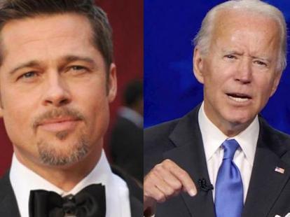 Brad Pitt respalda a Joe Biden en un nuevo anuncio de campaña   El Heraldo