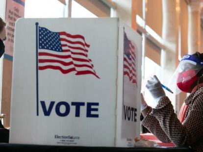 EE.UU. acude de forma desigual a las urnas con esperanza, ansiedad y cautela  | El Heraldo
