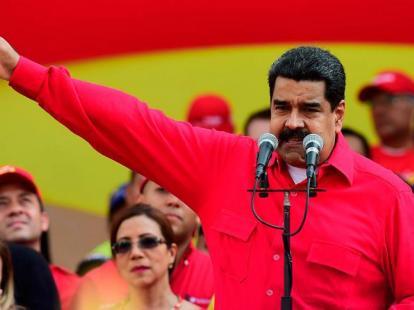 Si el domingo pierdo las elecciones dejo la presidencia — Maduro