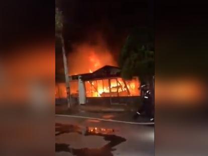 Incendio deja siete personas fallecidas y otras siete heridas — NOTICIAS