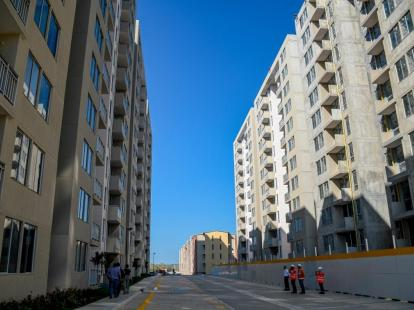176.157 viviendas fueron vendidas en 2020, una cifra histórica para el país