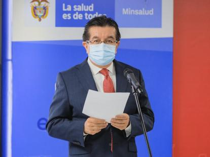 Colombia arranca el miércoles vacunación contra el coronavirus